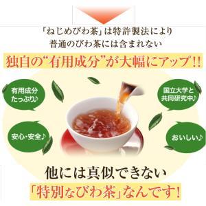 ねじめ びわ茶24 2gティーバッグ 24包入 十津川農場|nomimon|10