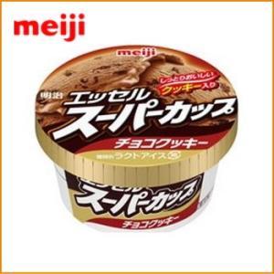 明治 エッセルスーパーカップチョコクッキー 200ml×24個入り|nomimon