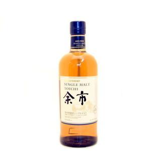【何本でも送料一律】ウイスキー ジャパニーズ 日本 アサヒ ニッカ シングルモルト 余市 700ml 箱なし