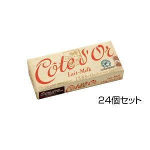 コートドール タブレット・ミルクチョコレート 150g×24個セット 送料無料  代引き不可 メーカ...