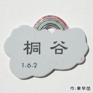 -----作家・東早苗氏のコメント----- 伝統工芸九谷焼の磁器と五彩に一目ぼれしました。 私の作...