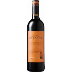 ギフト プレゼント お中元 ワイン 1回のご注文で12本まで ラ・キュベ・ミティーク 赤 750ml