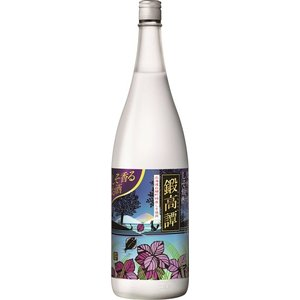 ギフト しそ焼酎 20°鍛高譚1.8L瓶1本 北海道:合同酒精(株) nondonkai
