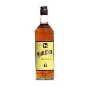 ギフト プレゼント お歳暮 スコッチウィスキー12本まで送料1本分モルト・グレーン ホワイトホース 12年 700ml瓶 アルコール40% nondonkai