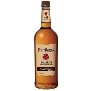 バーボンウイスキー フォアローゼズ 1000ml 瓶 40% 1本 キリン nondonkai
