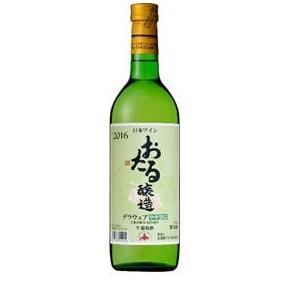 ギフト プレゼント お花見 ワイン おたる ワイン 12本まで送料1本分 おたるデラウェア 白 72...