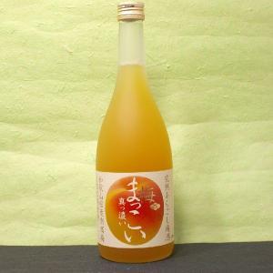 ギフト プレゼント お歳暮 梅酒12本まで送料1本分完熟あらごし梅酒 梅まっこい 720ml 瓶 メーカーメルシャン(株) nondonkai
