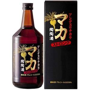 6本まで送料1本分(北海道、沖縄、および離島地域は除く。配送は佐川急便のみ)29°陶陶酒マカストロング(とうとうしゅまかすとろんぐ)720ml瓶|nondonkai
