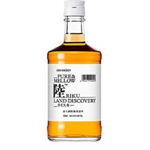 キリン ウイスキー 陸 50% 500ml瓶 4本 キリンビール(株) 一部地域送料無料|nondonkai