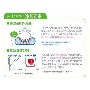 ののじ 爽快ソフト水枕 トロピカルアイス・プチ 便利グッズ 家庭 家族  実用的 人気 父の日|nonoji|05