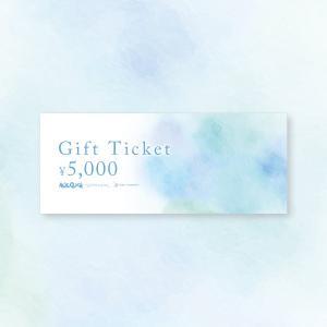 ネイルクイック ギフトチケット 5000円券|nonstress-shopping