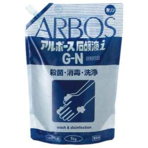 アルボース 薬用ハンドソープ アルボース石鹸液i G-N 濃縮タイプ 1kg|nontarou