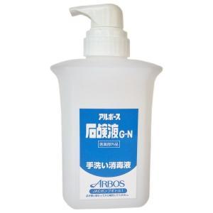 アルボース JACポンプボトル 石鹸液G-N用 1L空容器|nontarou