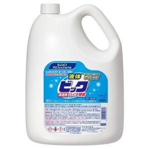 花王 液体ビック バイオ酵素 4.5kg×4本入●ケース販売お徳用|nontarou
