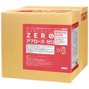 ユーホーニイタカ 樹脂ワックス アプローズ・ゼロ 18L【メーカー直送・代引き不可・時間指定不可・個人宅配送不可】|nontarou