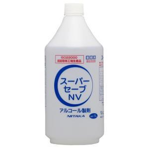 ニイタカ アルコール製剤 スーパーセーブNV 1L|nontarou