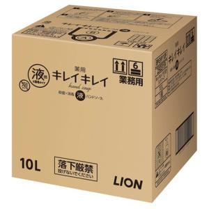 ライオン キレイキレイ薬用ハンドソープ 10L|nontarou