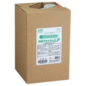 ランドメイト 抗菌ウォッシュLF 17kg×10本ロット コインランドリー用洗剤【取り寄せ商品・即納不可】|nontarou