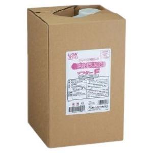 ランドメイト ソフター F 18kg(コインランドリー用柔軟剤)【取り寄せ商品・即納不可】|nontarou