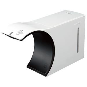 サラヤ ノータッチ式ディスペンサー エレフォーム2.0 ELEFOAM 2.0 スノーホワイト UD-6100F-W【取り寄せ商品・即納不可】|nontarou