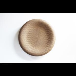 木工アーティスト FUQUGI フクギ LOOP  PLATE プレート  皿 Natural 21...