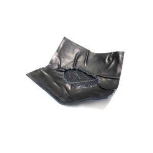 【Hiroshi Kida ヒロシキダ】Italian Calf Lether Tray (S) BLK  レザートレイ イタリアンカーフ 本革 職人 黒|nontitletokyo