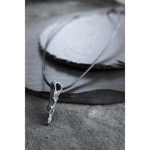 【Node by Kudo Shuji 】P-22 Silver925 Necklace シルバーネックレス  silver925 デザイン雑貨 |nontitletokyo