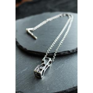 【Node by Kudo Shuji 】P-38 Silver925 Necklace シルバーネックレス 60cm|nontitletokyo