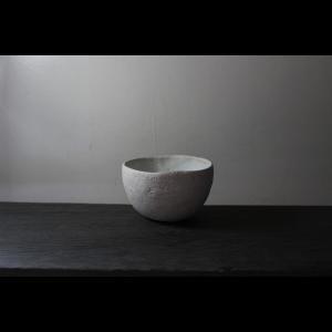 英国の陶芸作家 SARAH JERATH  サラジェラス CHALK  英国式 コーヒー&ティーマグカップ No2   白 ホワイト 作家の器 作家物 一点物 nontitletokyo