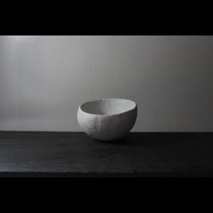 英国の陶芸作家 SARAH JERATH  サラジェラス CHALK  英国式 コーヒー&ティーマグカップ No3   白 ホワイト 作家の器 作家物 一点物 nontitletokyo