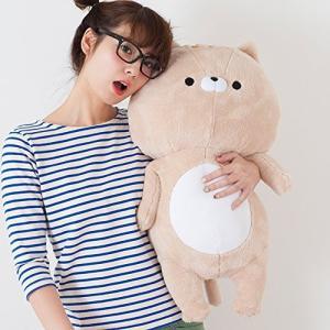 おかえり園田くんシリーズ HUGぐるみ カラー(ブラック) 172-2626A4BL|noon-store