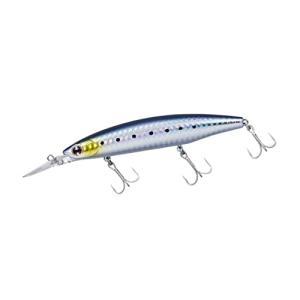 ダイワ(Daiwa) シーバス ミノー ショアラインシャイナーZ セットアッパー 125S-DR レーザーマイワシ 067010 ルアー|noon-store
