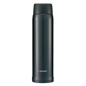 象印マホービン(ZOJIRUSHI) 水筒 ステンレス マグ ボトル 直飲み 軽量 保冷 保温 600ml ブラック SM-NA60-BA noon-store