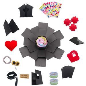 Formemory アルバム サプライズボックス ギフトボックス DIY ロマンチック カード ギフト ハンドメイド 爆発ボックス 手作り noon-store
