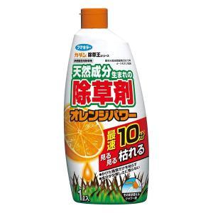 カダン 除草剤 天然成分生まれのオレンジパワー 1L|noon-store