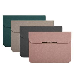 Surface Laptop 3 (13.5/15インチ) ケース/カバー レザー ポーチ/カバン スリーブ上質 高級PU レザー サーフェ|noon-store