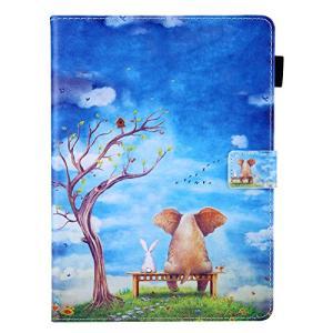 iPad Pro 11 2020ケース iPad 11インチケース アイパッドプロ11 2018手帳型かわいい動物柄カードペン収納 女性 子|noon-store