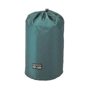 キャプテンスタッグ(CAPTAIN STAG) 寝袋 シュラフ アトスシュラフ用収納バッグ グリーン M-9412|noon-store