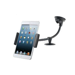 車載ホルダー タブレットPC スマホ 車載用スタンド ホルダー 携帯 iPad エアー アイパッド ミニ エクスペリア ギャラクシー Xpe|noon-store