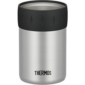 サーモス 保冷缶ホルダー 350ml缶用 シルバー JCB-352 SL noon-store