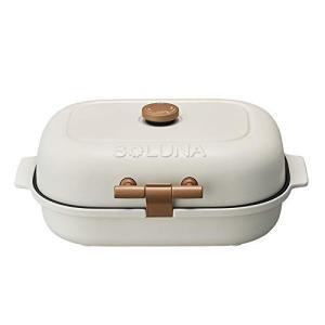 ドウシシャ 焼き芋メーカー 3枚プレート付(焼き芋、平面、焼きおにぎり) 温度調節機能付き BakeFree WFT-103|noon-store