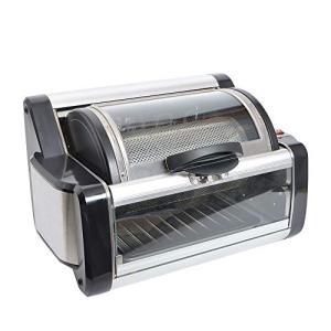 THANKO 360度回転ロティサリーグリル RTSGRL01 肉料理 BBQ 丸焼き 回転焼き 炙る 焼く トースト|noon-store