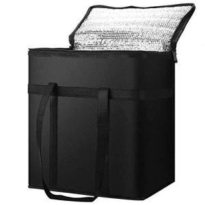 サーモス クーラーボックス 保温 ランチバッグ 軽量 エコバッグ かごサイズ 保冷バッグ キャンプ 弁当箱 クーラーバッグ 食品収納 トート noon-store