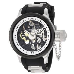 インヴィクタ インビクタ メンズ ロシアダイバーメカニカル スケルトン 10051 あすつく 腕時計|nopple