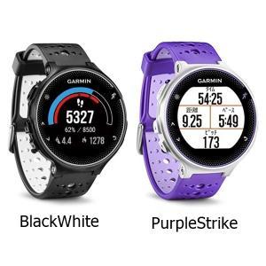 GARMIN 話題のガーミン 安心の国内正規品 マラソン 見やすい大きい 心拍数 スマホ連携 GPS ランニングウォッチ FA230J 選べる2カラー あすつく 腕時計|nopple