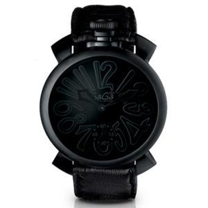 ガガミラノ メンズ マヌアーレ 501202S 腕時計...