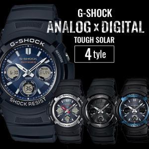 【選べる4モデル】【BOX訳あり】CASIO G-SHOCK 電波 タフソーラー カシオ Gショック ジーショック コンパクト AWG-M100シリーズ 海外モデル あすつく 腕時計|nopple
