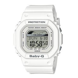 お一人様1本限定【海外モデル】カシオ Baby-G ベビーG G-LIDE レディース デジタル 防水 サーフィン レトロ ホワイト 白 時計 BLX-560-7 あすつく 腕時計