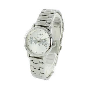 コーチ レディース GRAND グランド シルバー ブレスレットウォッチ 14502975 あすつく 腕時計 nopple