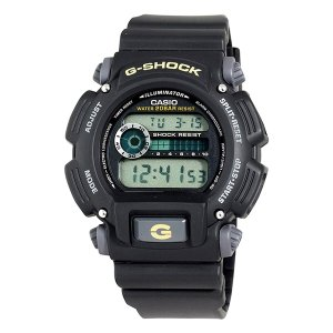 カシオ Gショック デジタル ブラック×イエロー 20気圧防水 DW-9052-1B あすつく 腕時...